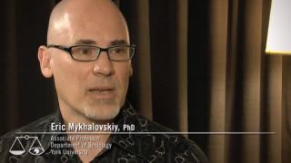 Eric Mykhalovskiy