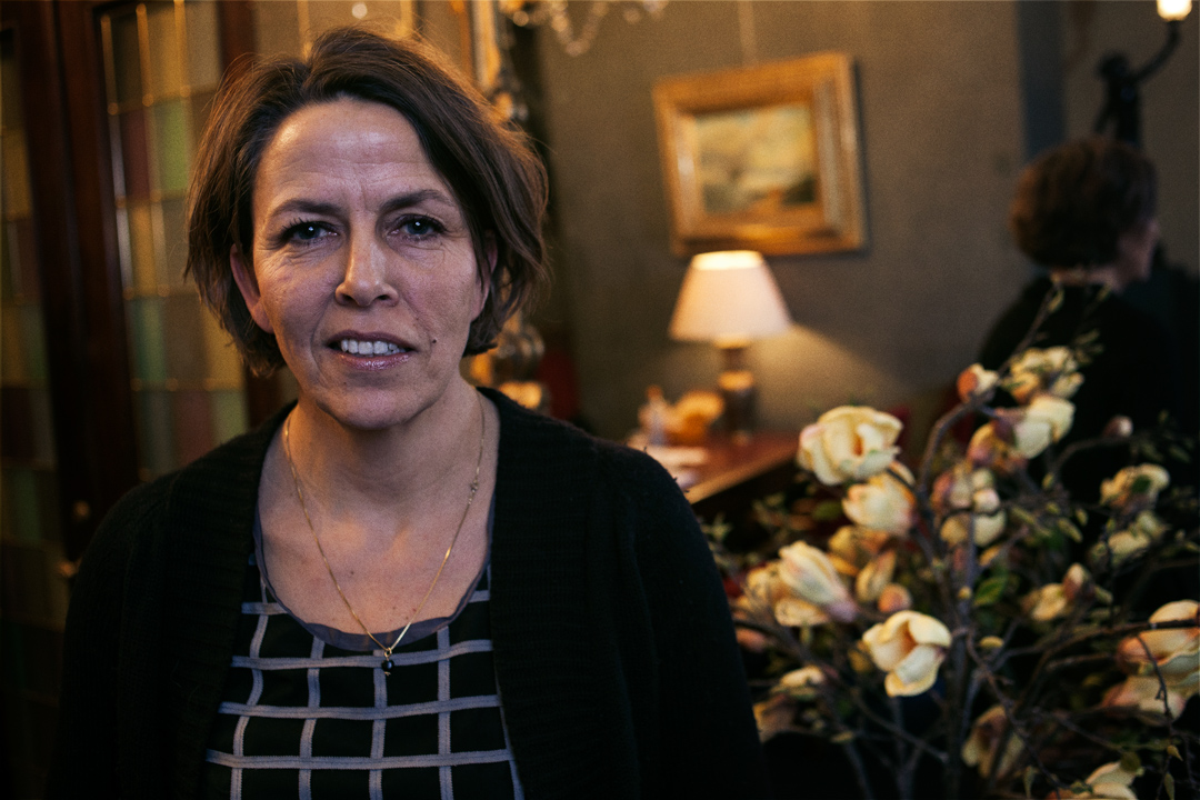 Henriette Laursen, AIDS Fondet, Denmark