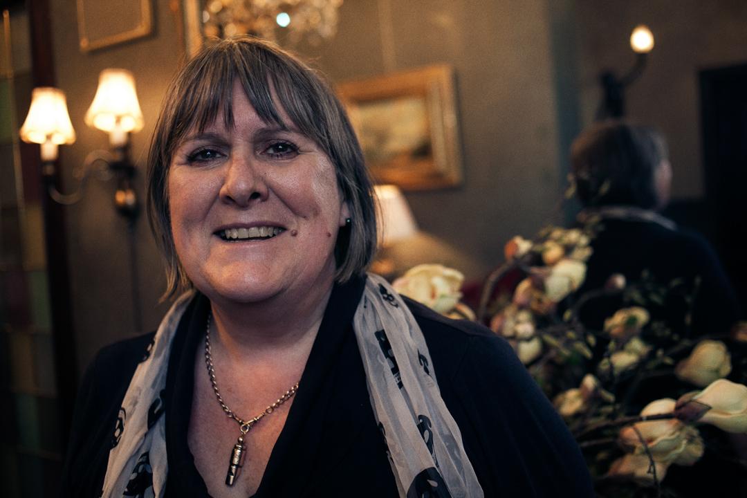 Lisa Power, Terrence Higgins Trust, UK